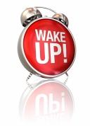 Wake Up Sleepy Head!